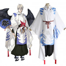 New! Game Anime Onmyouji Yin Yang Master Tengu kimono First Generation Cosplay costume
