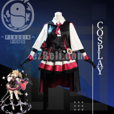 New! Game Arknights Sora Dress Cosplay Costume
