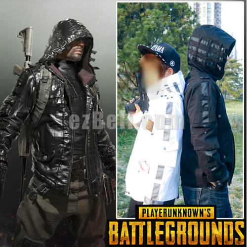 Game Pubg Playerunknowns Battlegrounds Cosplay Costume