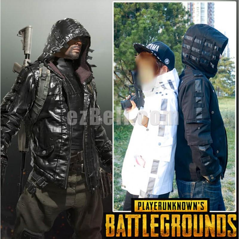 New! Game PUBG Playerunknown's Battlegrounds Cosplay Costume Hoodie Jacket Women Men