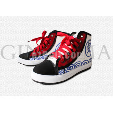 New! Gintama Anime Shoes Casual Sneakers