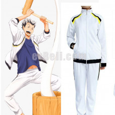 New! Haikyū!! Haikyuu Fukurodani Academy Kotaro Bokuto Cosplay Volleyball Training Uniform Set
