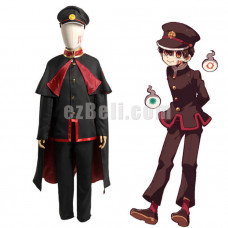 New! Anime Toilet-Bound Jibaku Shounen Hanako Kun Tsukasa Yugi Japanese Uniform Cosplay Costume