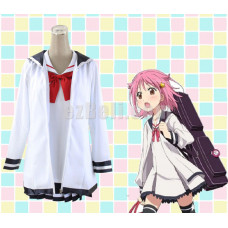 New! Wish Upon the Pleiades/Hokago no Pleiades Subaru Coat Cosplay Costume
