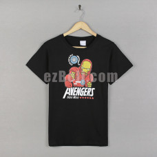 New! The Avengers Iron Man T-Shirts Type B