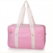 New! Pink Trendy Japanese Student School Bag Backpack Cosplay Bag