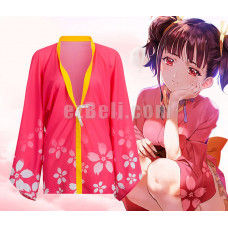 New! Kabaneri of the Iron Fortress Mumei Kimono Stylish Clothing