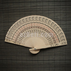 New! Yosuga no Sora Kasugano Sora Folding Fan Cosplay Prop