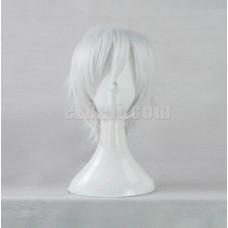 New! Tokyo Ghoul Ken Kaneki Allen Walker Cells at Work Hataraku Saibou Short White Cosplay Wig