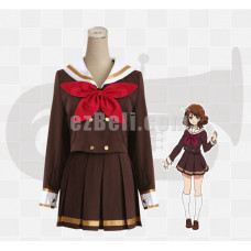 New! Sound Euphonium Oumae Kumiko School Uniform Cosplay Costume
