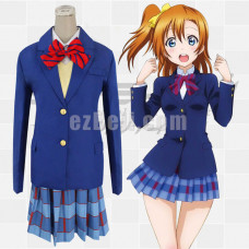 New! Love Live! Minami Kotori Girl School Uniform Outfit Cosplay Costume