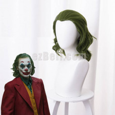 New! Movie Joker Arthur Fleck The Joker Cosplay Wig