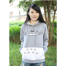 New! My Neighbor Totoro Hoodie Sweater