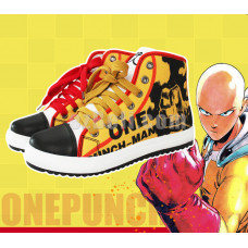 New! One Punch Man Saitama Shoes Casual Sneakers