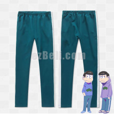 New! Osomatsu-kun Asson Pants Cosplay Costume