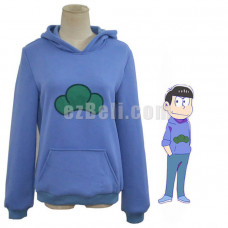 New! Osomatsu-kun Asson Hoodie Jacket Cosplay Costume