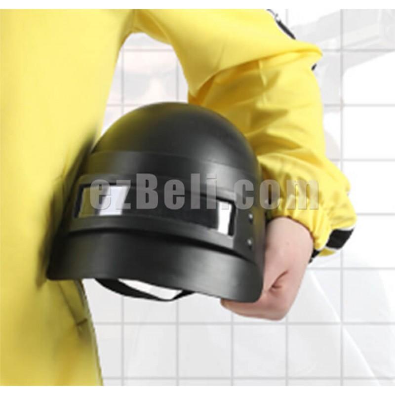New! Game PUBG Playerunknown's Battlegrounds Level 3 Cosplay Props Head Cap Cosplay Helmet