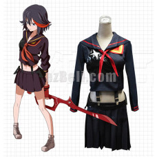 New! Kill La Kill Ryuko Matoi Cosplay Costume