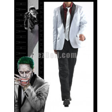 New! Suicide Squad Harley Quinn The Joker Cosplay Costume