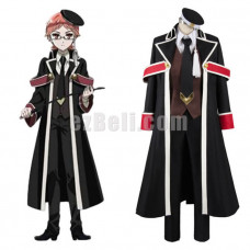 New! Anime The Royal Tutor Oushitsu Kyoushi Haine Heine Wittgenstein Cosplay Costume