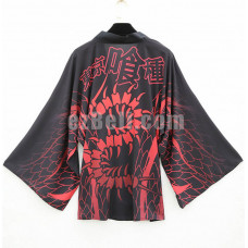 New! Tokyo Ghoul Stylish Cloak Clothing