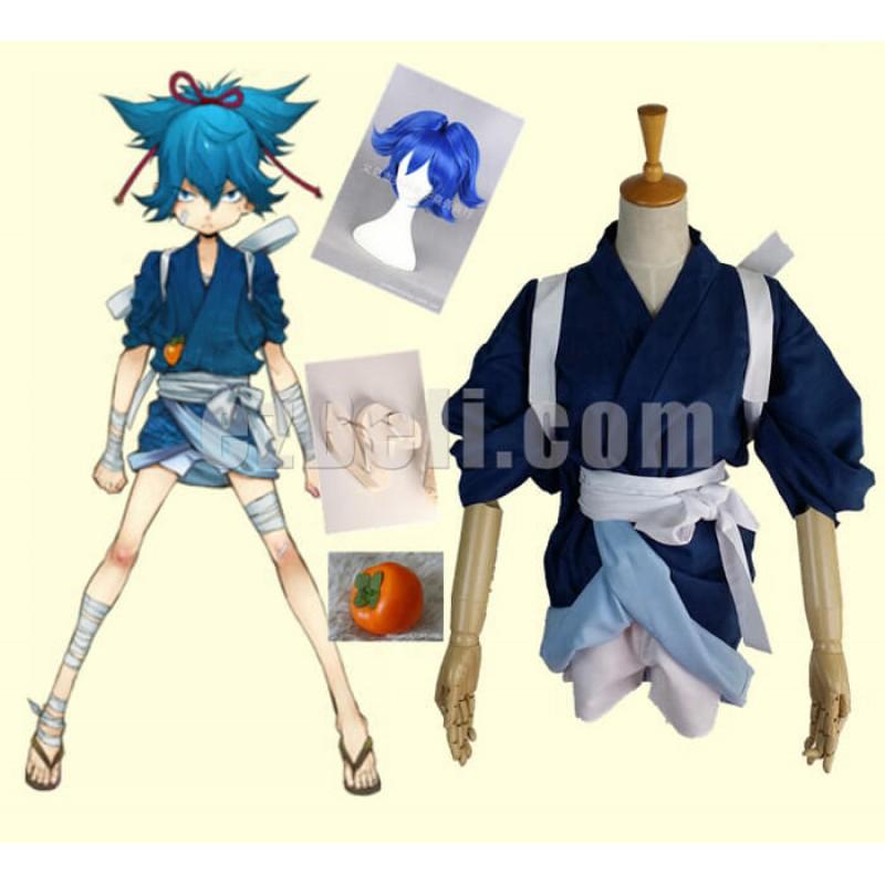 New! Anime Touken Ranbu The Sword Dance Sayosamonji Kimono Cosplay Costumes