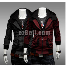 New! Assassin's Creed Revelations Hoodie Jacket