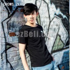 New! Official Original Crows Zero Genji The Front Of Armament Stylish Casual Shirt Type A