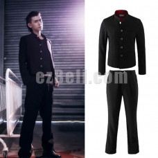 Official Original Crows Zero Genji Takiya High School Uniform Set