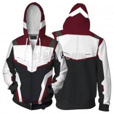 New! Movie Avengers 4 Endgame Unisex Zip Up Hoodie Casual Cosplay Sweatshirt Jacket
