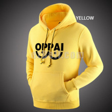 New! Oppai One punch-man Saitama Hoodie Jacket Type A