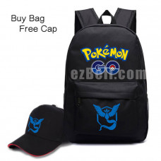 New! Pokemon GO Trainer Bag