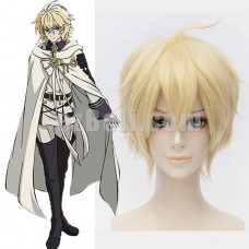New! Seraph Of The End Owari no Seraph Mikaela Hyakuya Cosplay Wig