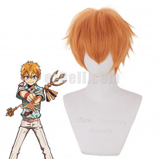New! Anime Toilet-bound Hanako-kun Hanako-kun Minamoto Kou Short Men Cosplay Wigs